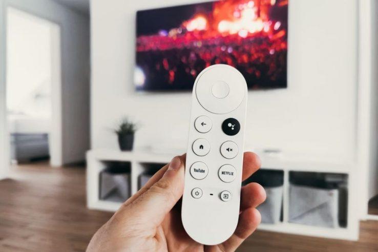 Chromecast Google TV
