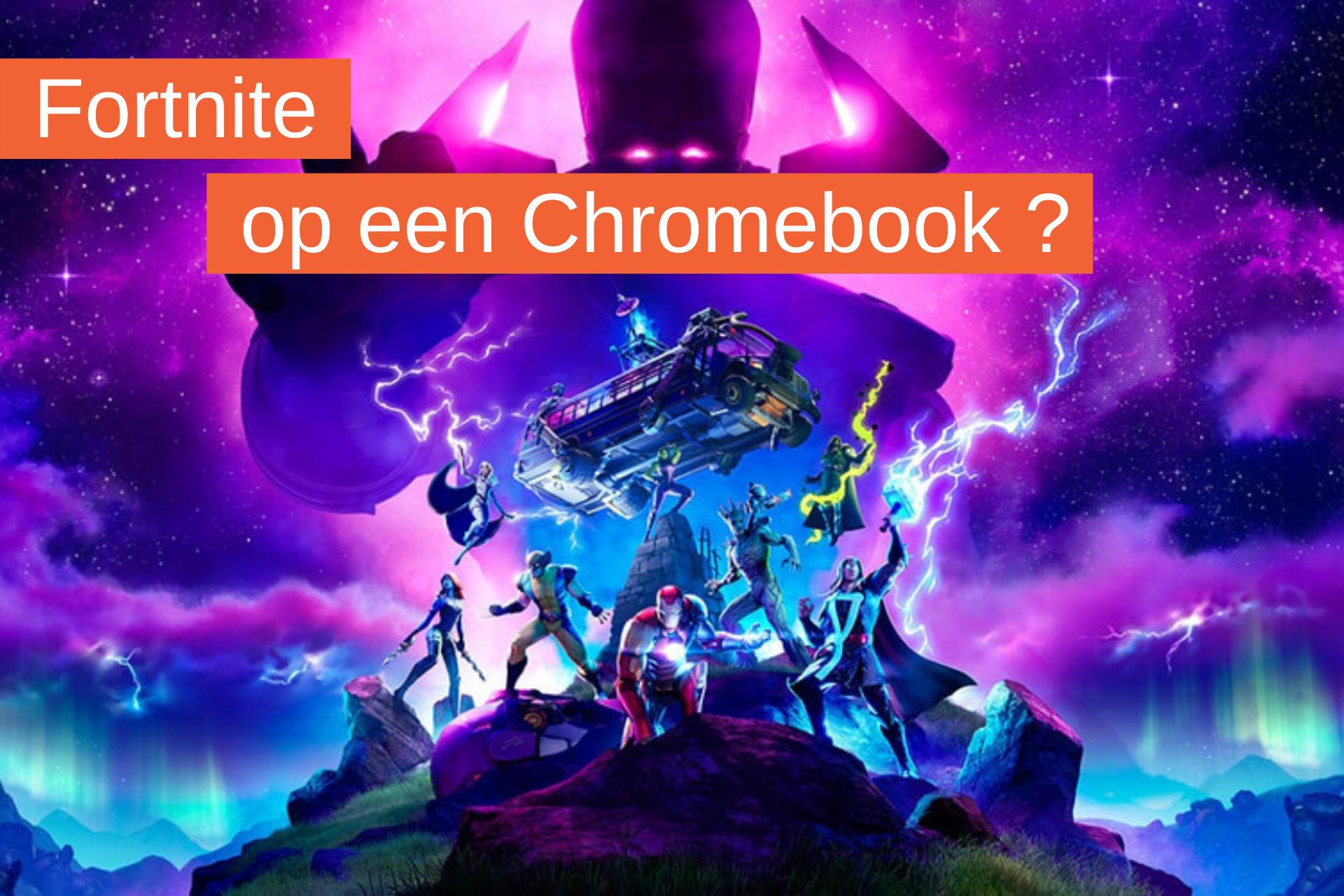 Fortnite-op-een-chromebook
