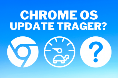 chrome os update trager
