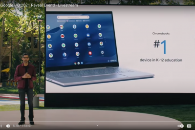 google io 2021 chromebook